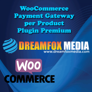 Woocommerce Payment Gateway per Product Premium